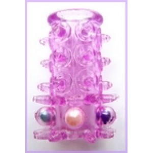 Crystal Girth Ring (4 Beads)
