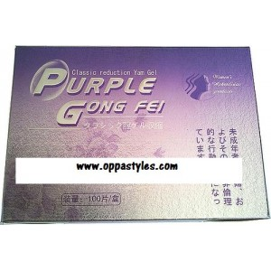 Princess Palace Classic Purple Yam Gel Contraction for Women